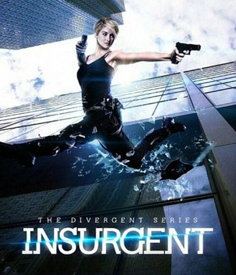 Insurgent – The Divergent Series (SD) Vudu Redeem