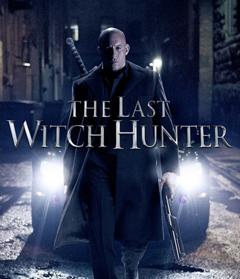 The Last Witch Hunter (4K) ITunes Redeem