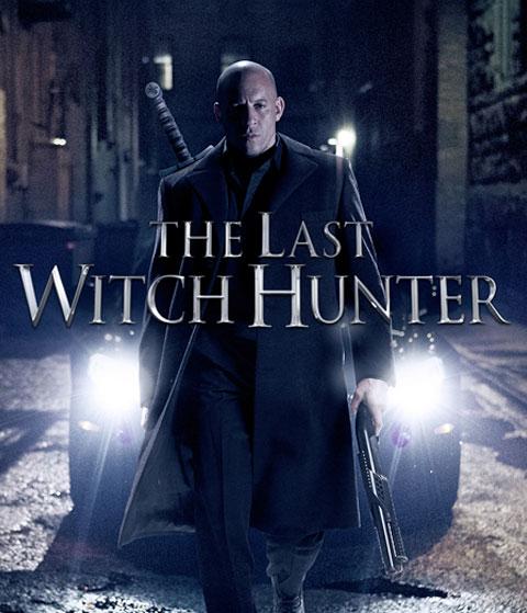 The Last Witch Hunter (SD) Vudu Redeem