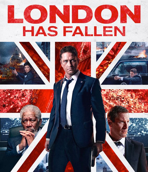 London Has Fallen (HD) ITunes Redeem (Ports To MA)