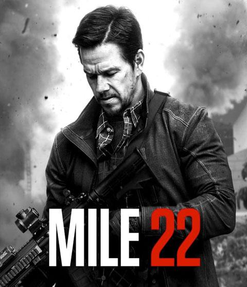 Mile 22 (4K) iTunes Redeem