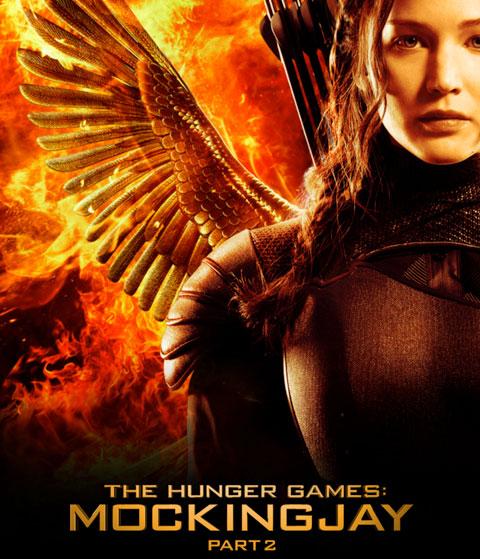 The Hunger Games: Mockingjay – Part 2 (SD) Vudu Redeem