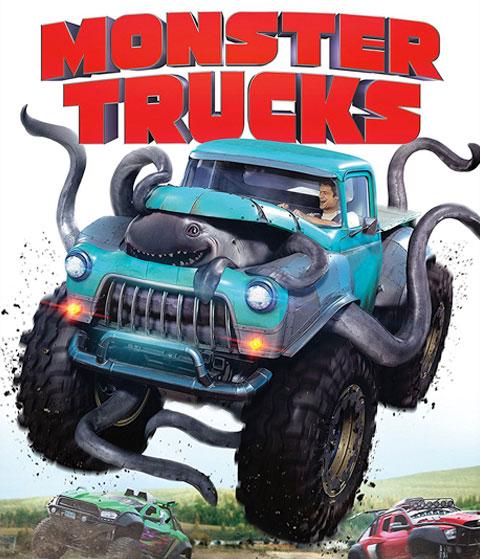 Monster Trucks (4K) ITunes Redeem