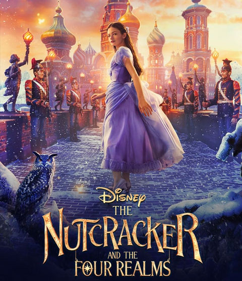 The Nutcracker And The Four Realms (HD) Google Play Redeem (Ports To MA)