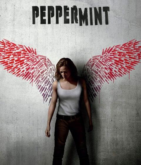Peppermint (HD) ITunes Redeem