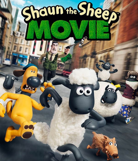 Shaun The Sheep Movie (SD) Vudu Redeem