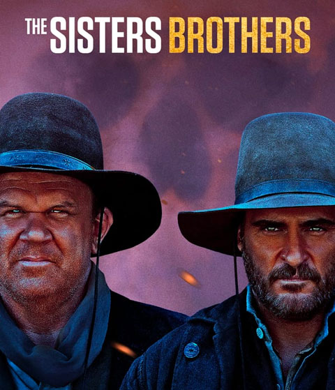 The Sisters Brothers (HD) Vudu / Movies Anywhere Redeem