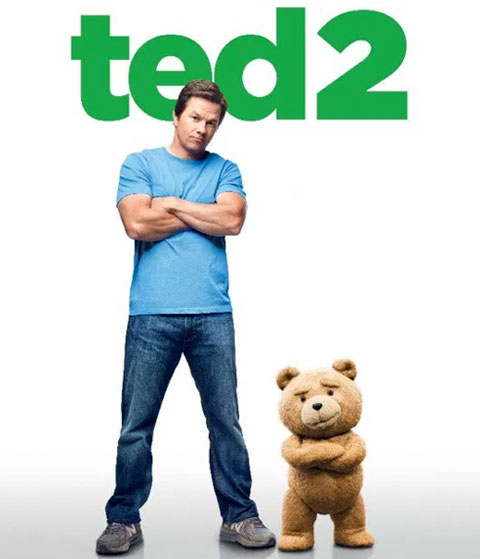 Ted 2 – Unrated (HD) ITunes Redeem (Ports To MA)