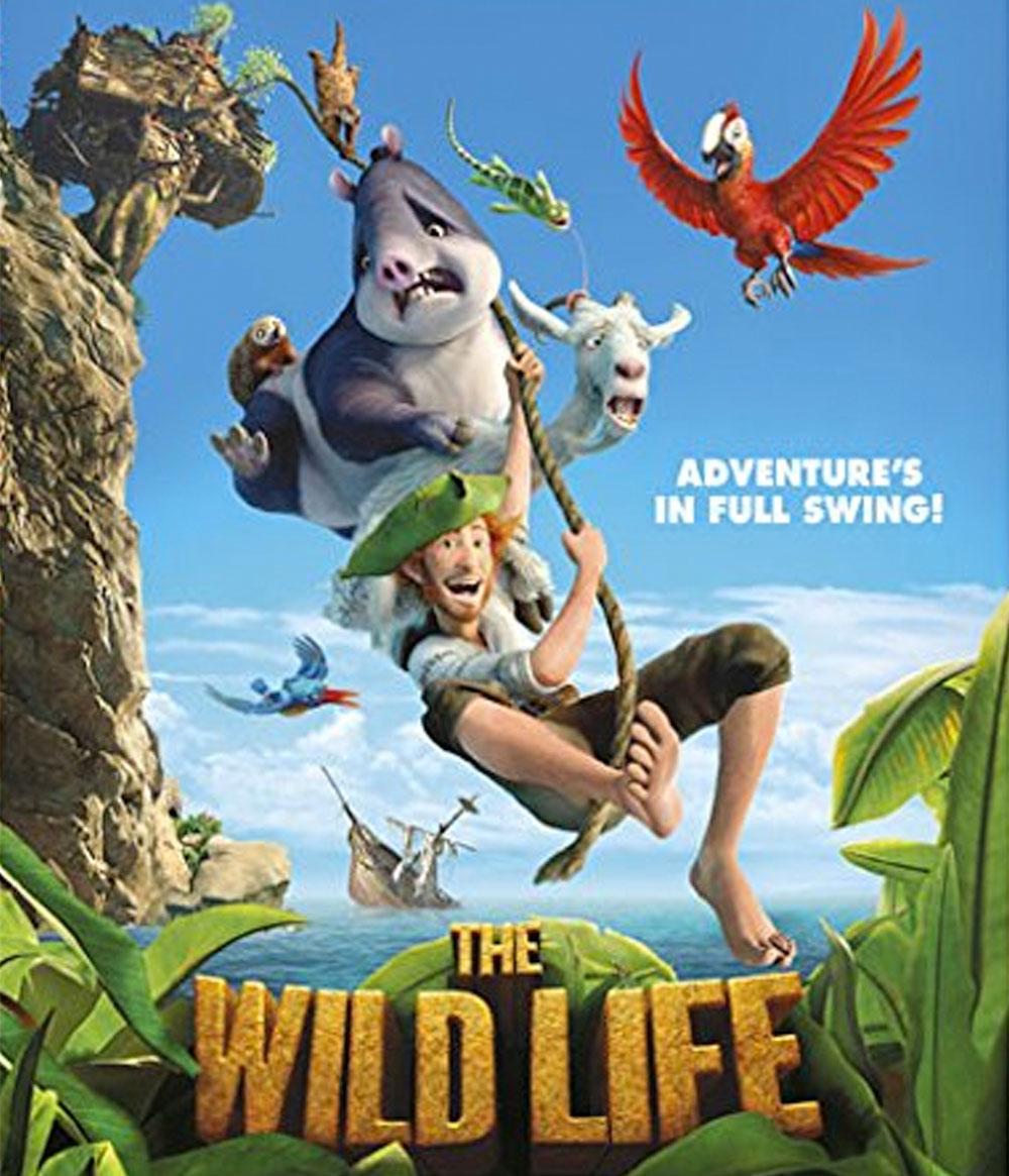 The Wild Life (HD) ITunes Redeem