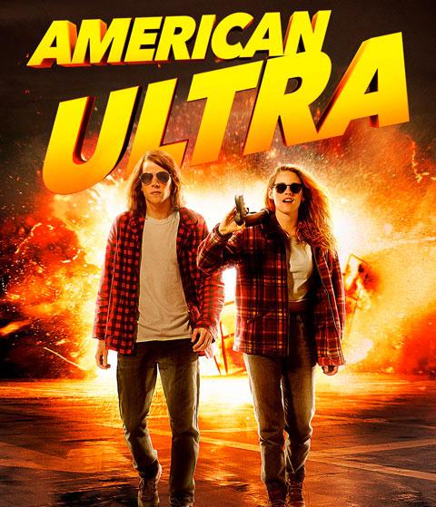 American Ultra (SD) Vudu Redeem
