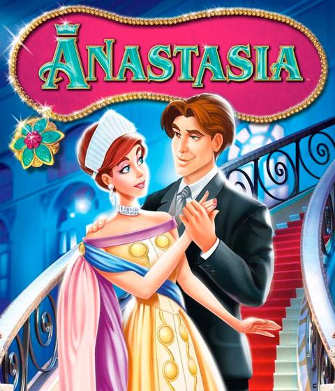 Anastasia (HD) Vudu / Movies Anywhere Redeem