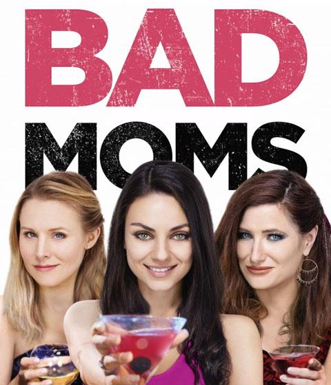 Bad Moms (HD) ITunes Redeem (Ports To MA)
