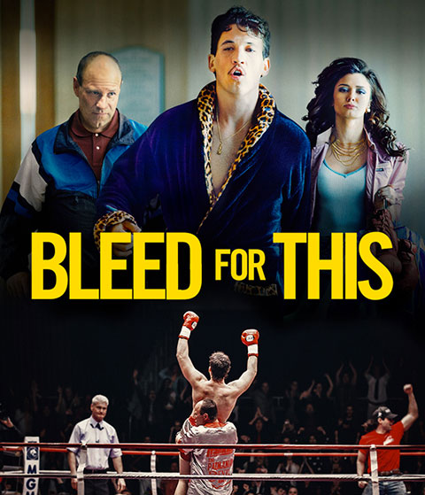 Bleed For This (HD) Vudu / Movies Anywhere Redeem