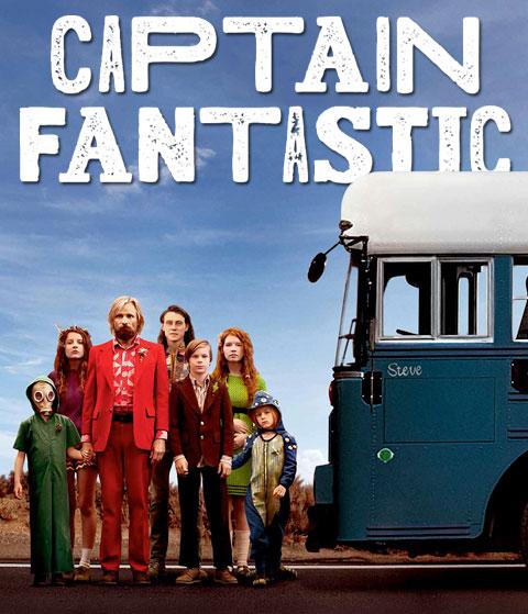 Captain Fantastic (HD) Vudu / Movies Anywhere Redeem