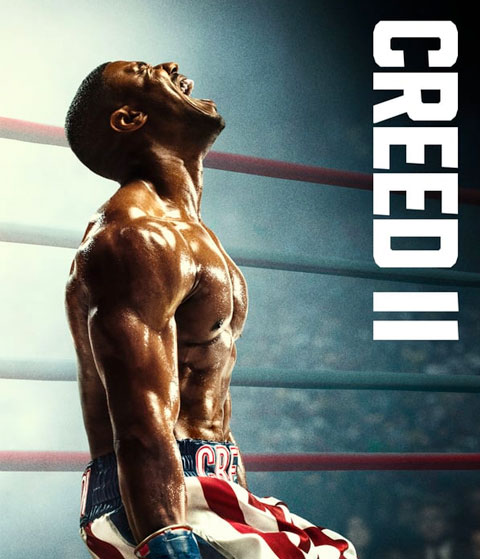 Creed II (HDX) Vudu Redeem