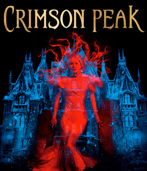 Crimson Peak (HD) ITunes Redeem (Ports To MA)