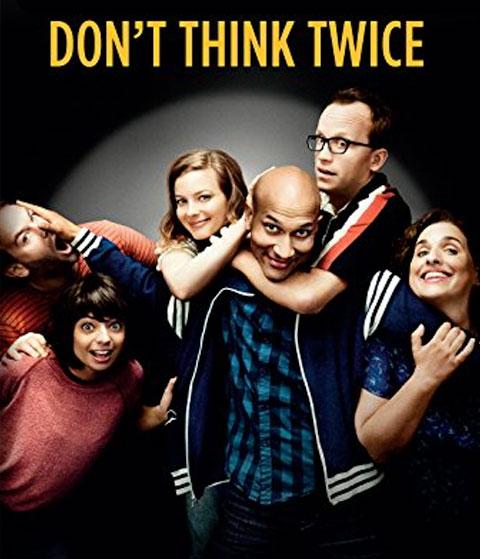 Don't Think Twice (HDX) Vudu / Movies Anywhere Redeem