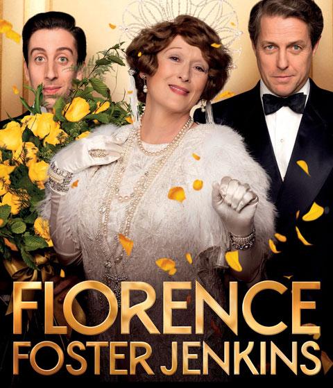 Florence Foster Jenkins (HD) ITunes Redeem