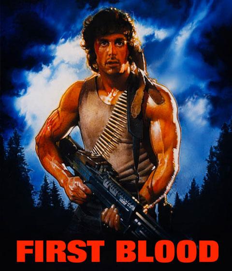 Rambo: First Blood (HDX) Vudu Redeem