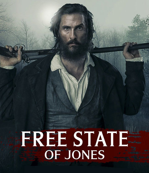 Free State Of Jones (HD) ITunes Redeem (Ports To MA)