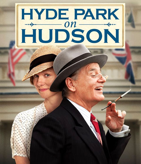 Hyde Park On Hudson (HD) ITunes Redeem (Ports To MA)