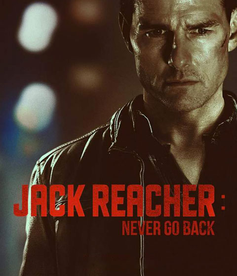 Jack Reacher: Never Go Back (4K) ITunes Redeem