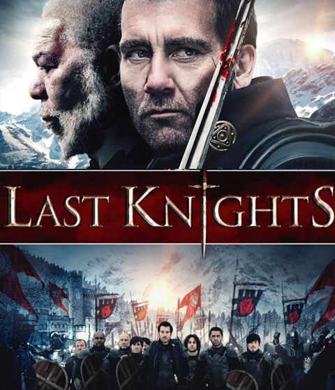 Last Knights (HDX) Vudu Redeem