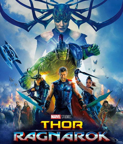 Thor: Ragnarok (HD) Google Play Redeem (Ports To MA)