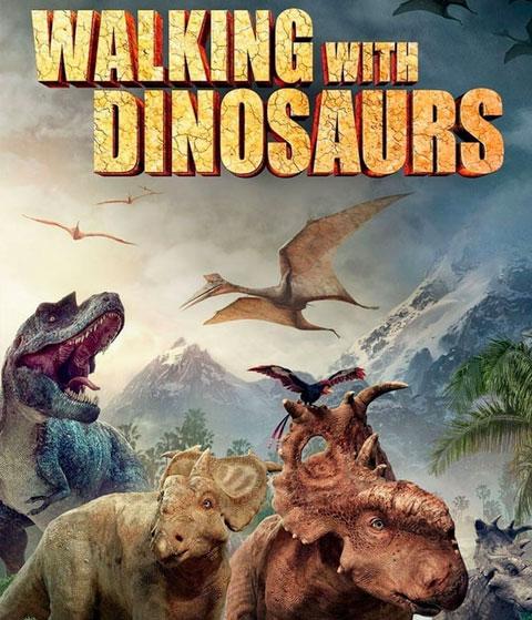 Walking With Dinosaurs (HD) Vudu / Movies Anywhere Redeem