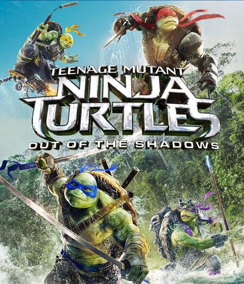 Teenage Mutant Ninja Turtles: Out Of The Shadows (4K) ITunes Redeem