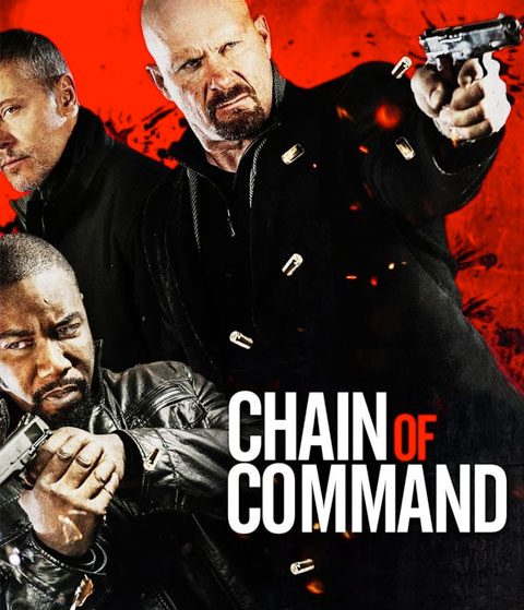 Chain Of Command (SD) Vudu Redeem