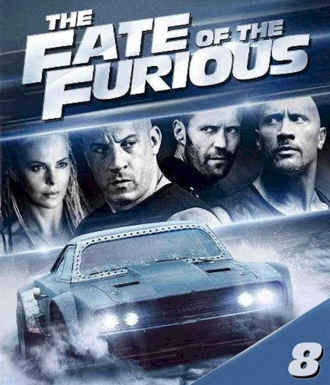 The Fate Of The Furious – Extended (HD) Vudu / Movies Anywhere Redeem