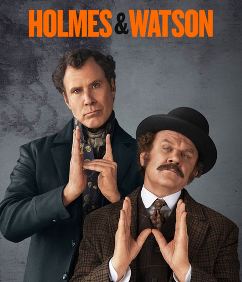 Holmes And Watson (HD) Vudu / Movies Anywhere Redeem