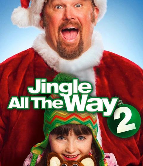 Jingle All The Way 2 (HD) Vudu / Movies Anywhere Redeem