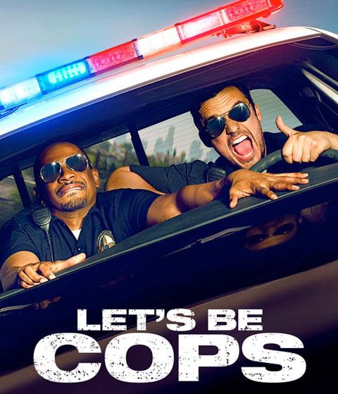 Let's Be Cops (HD) Vudu / Movies Anywhere Redeem
