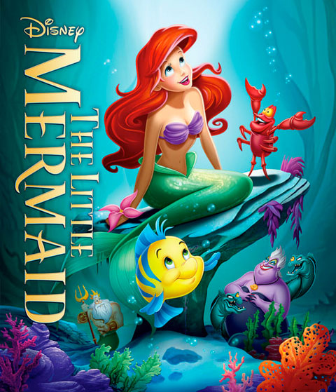 The Little Mermaid (HD) ITunes Redeem (Ports To MA)