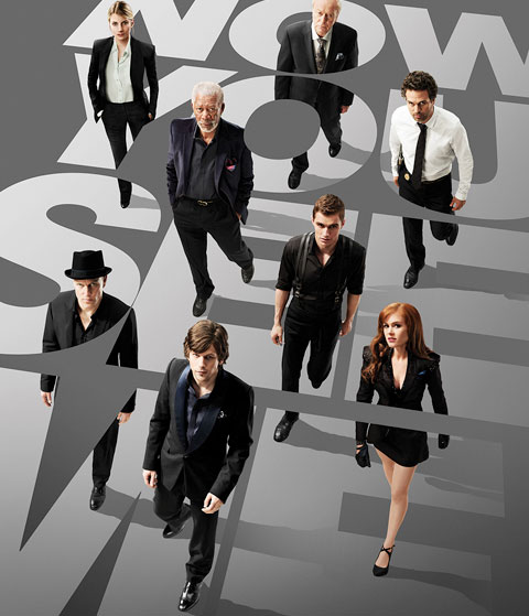 Now You See Me (HDX) Vudu Redeem