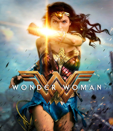 Wonder Woman (HD) Vudu / Movies Anywhere Redeem