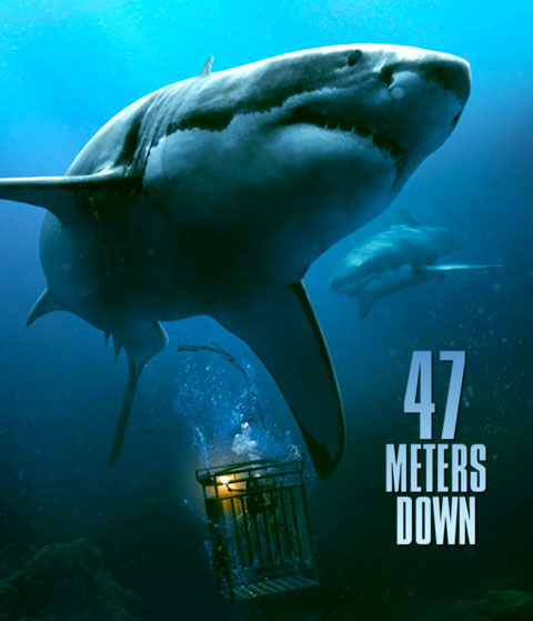 47 Meters Down (HD) ITunes Redeem