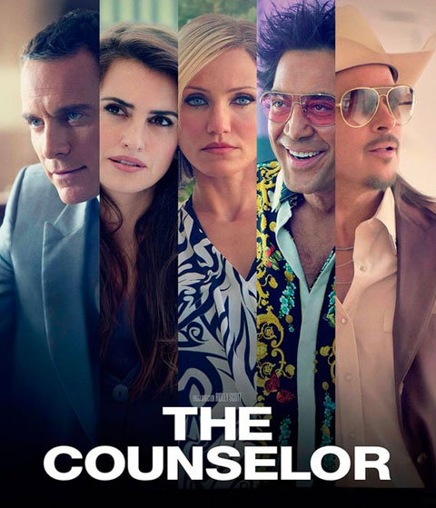 The Counselor (HD) Vudu / Movies Anywhere Redeem