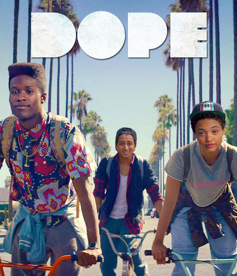 Dope (HD) ITunes Redeem (Ports To MA)