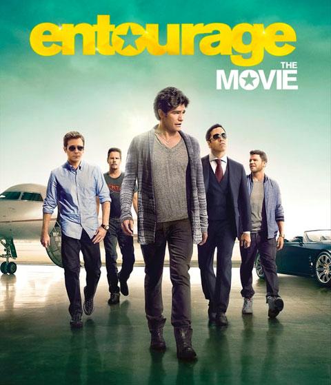Entourage (HD) Vudu / Movies Anywhere Redeem