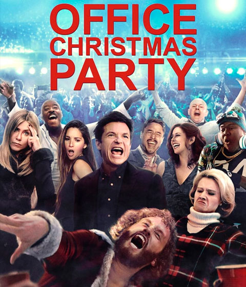 Office Christmas Party (4K) ITunes Redeem
