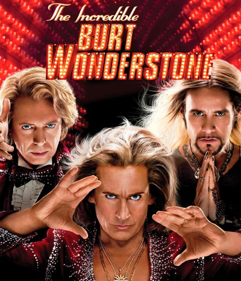 The Incredible Burt Wonderstone (HD) Movies Anywhere Redeem