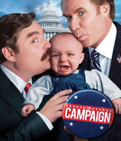 The Campaign (HD) Movies Anywhere Redeem