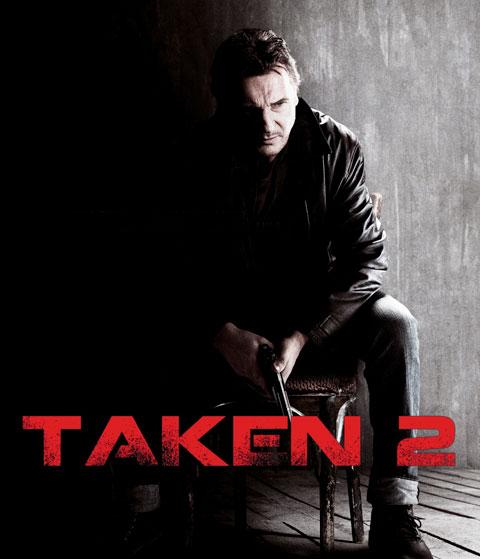 Taken 2 (HD) Vudu / Movies Anywhere Redeem
