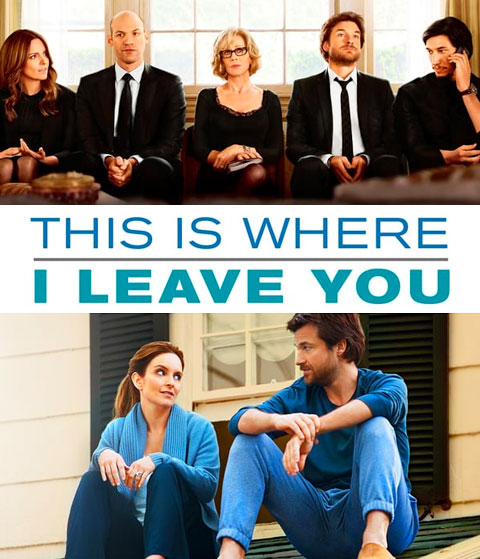 This Is Where I Leave You (HD) Movies Anywhere Redeem