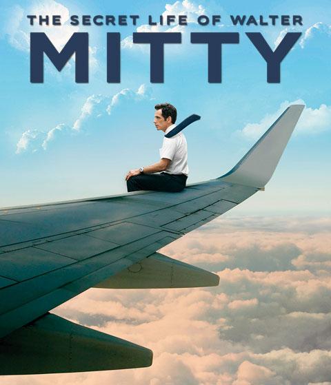 The Secret Life Of Walter Mitty (HD) Vudu / Movies Anywhere Redeem