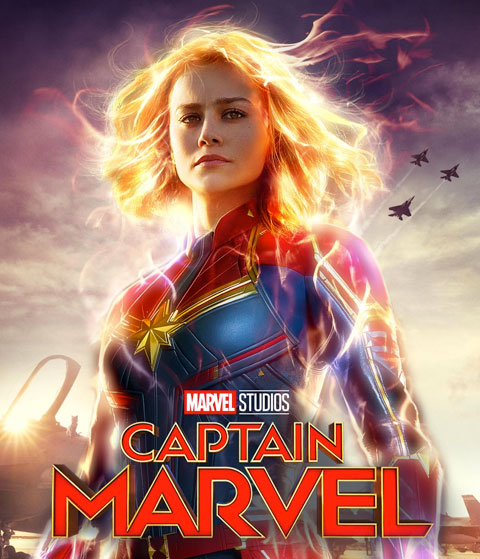 Captain Marvel (HD) ITunes Redeem (Ports To MA)