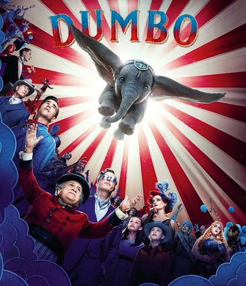 Dumbo – 2019 (HD) Google Play Redeem (Ports To MA)